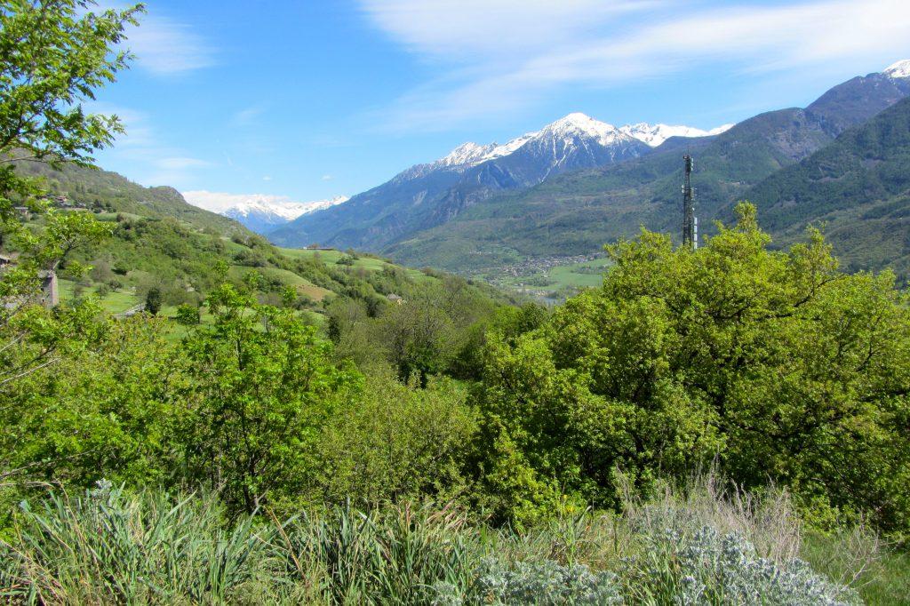 Aostadalen
